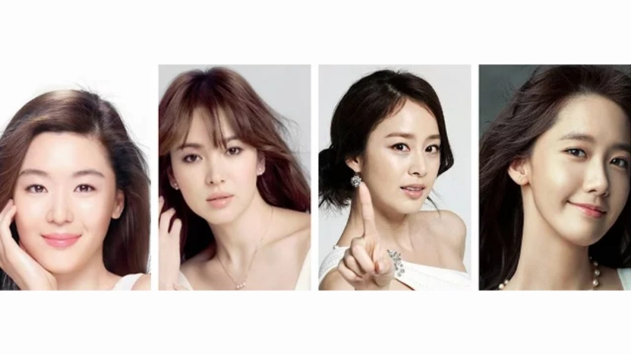 10 Korean Actresses Who Didn T Take Part In Plastic Surgery