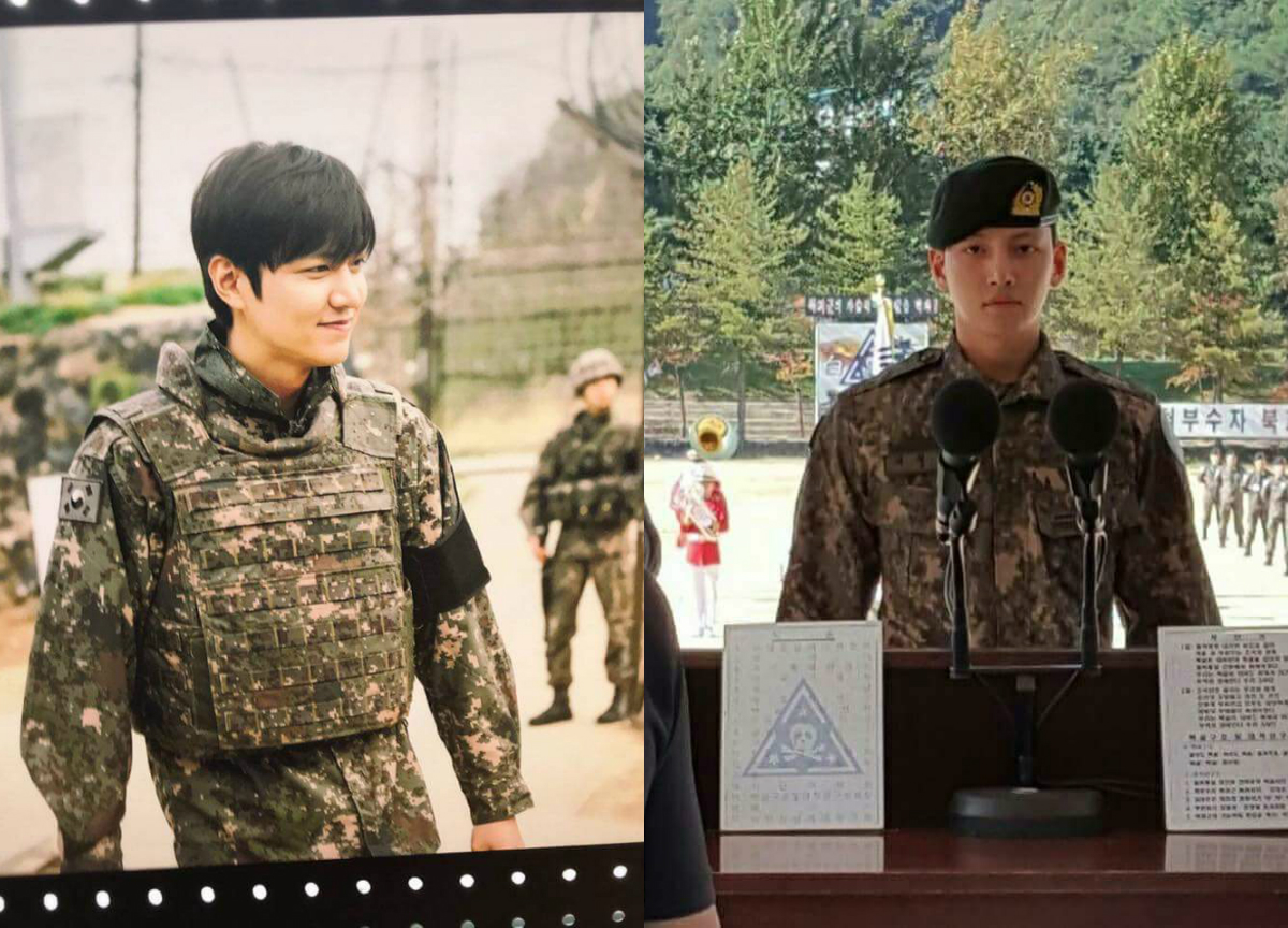 2076c3bb Here's how Ji Chang Wook's Duty in the Military Differ from Lee Min Ho's