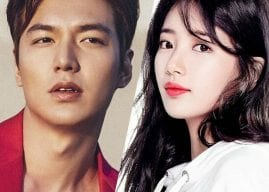 MYM Ent: Lee Min Ho and Suzy's Relationship Is Not Back on Track